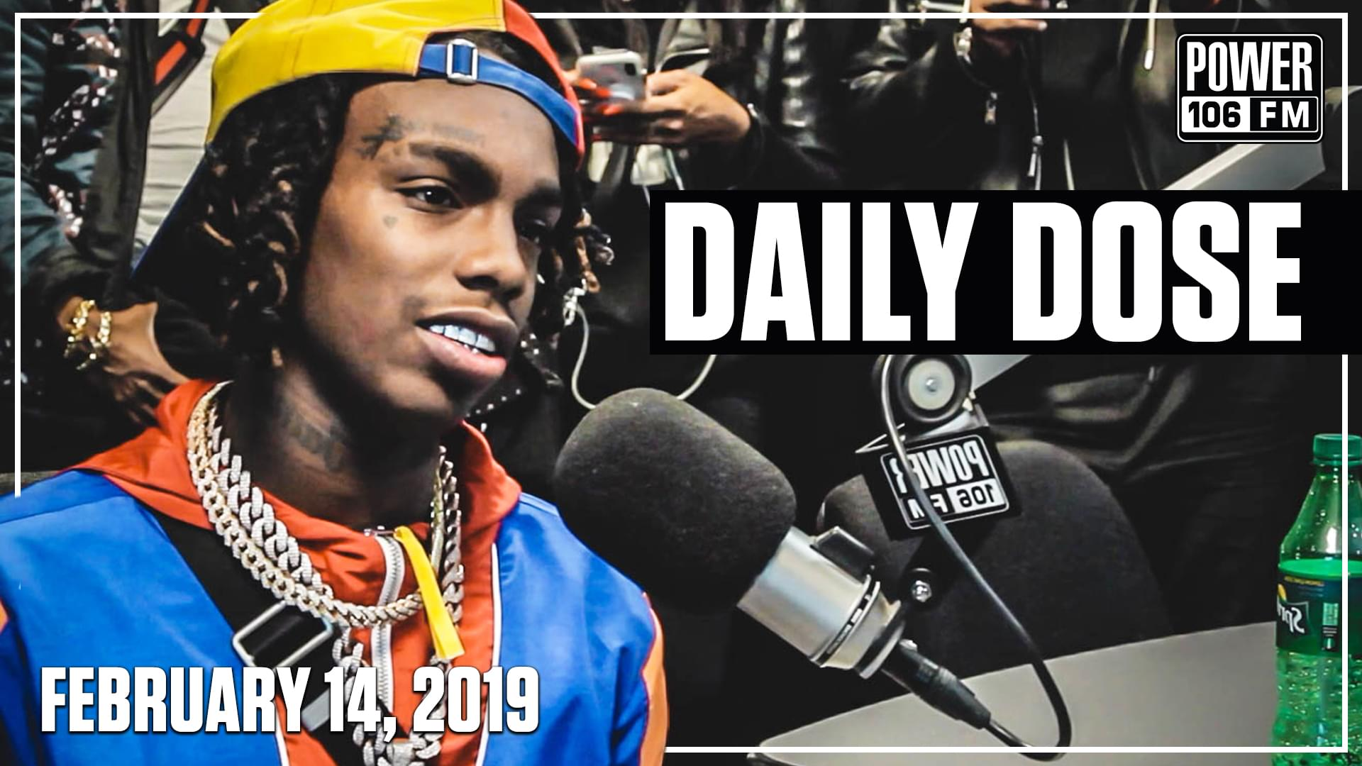 #DailyDose: YNW Melly Charged With Double Murder