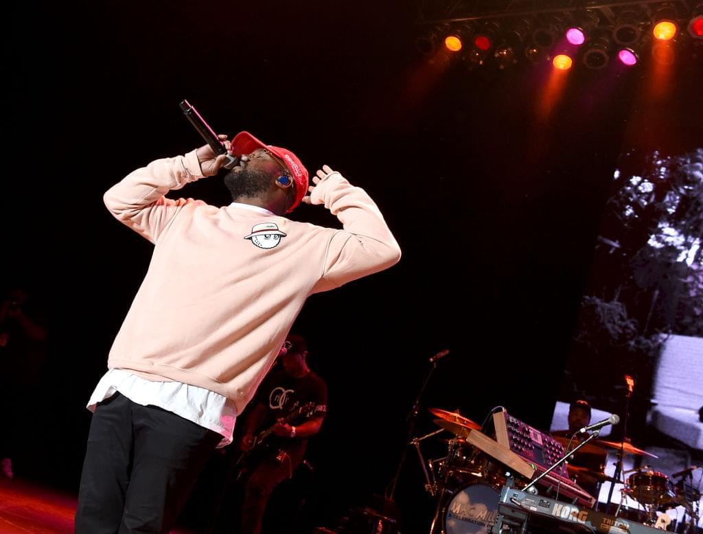 Are We Getting New Music This Week from Schoolboy Q?