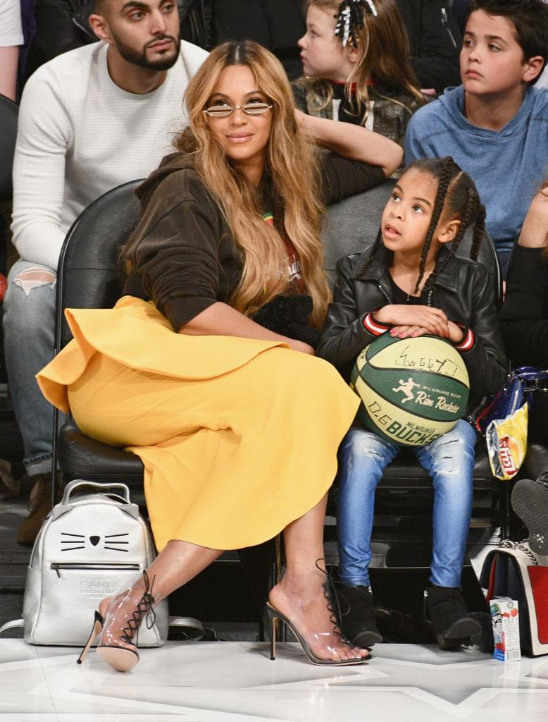 Beyoncé Reportedly Says She's Not Handing Over Text Records in Blue Ivy Lawsuit