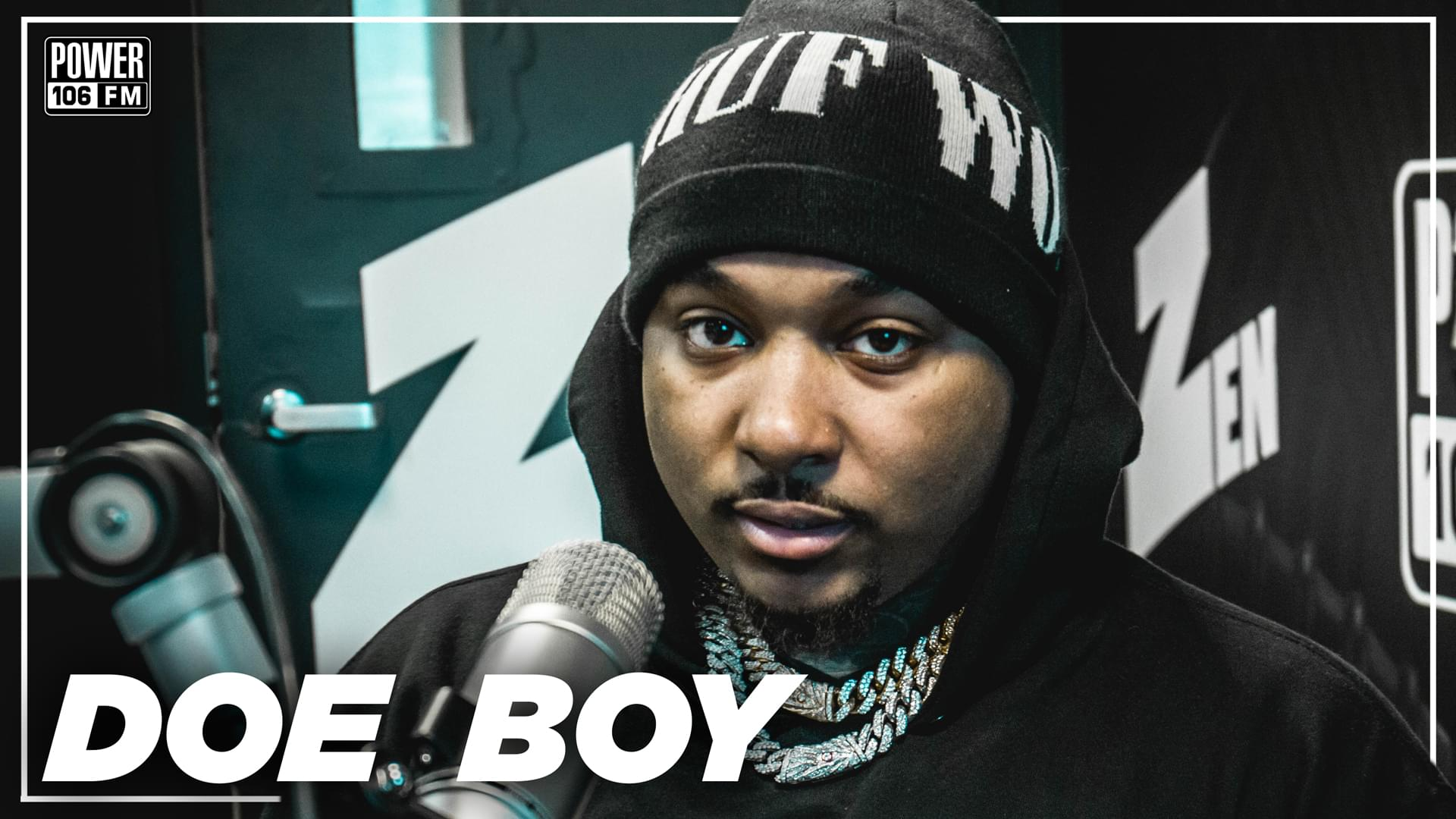 Doe Boy on Signing To Future's Freebandz & Not Listening To J. Cole/Conscious Music [WATCH]