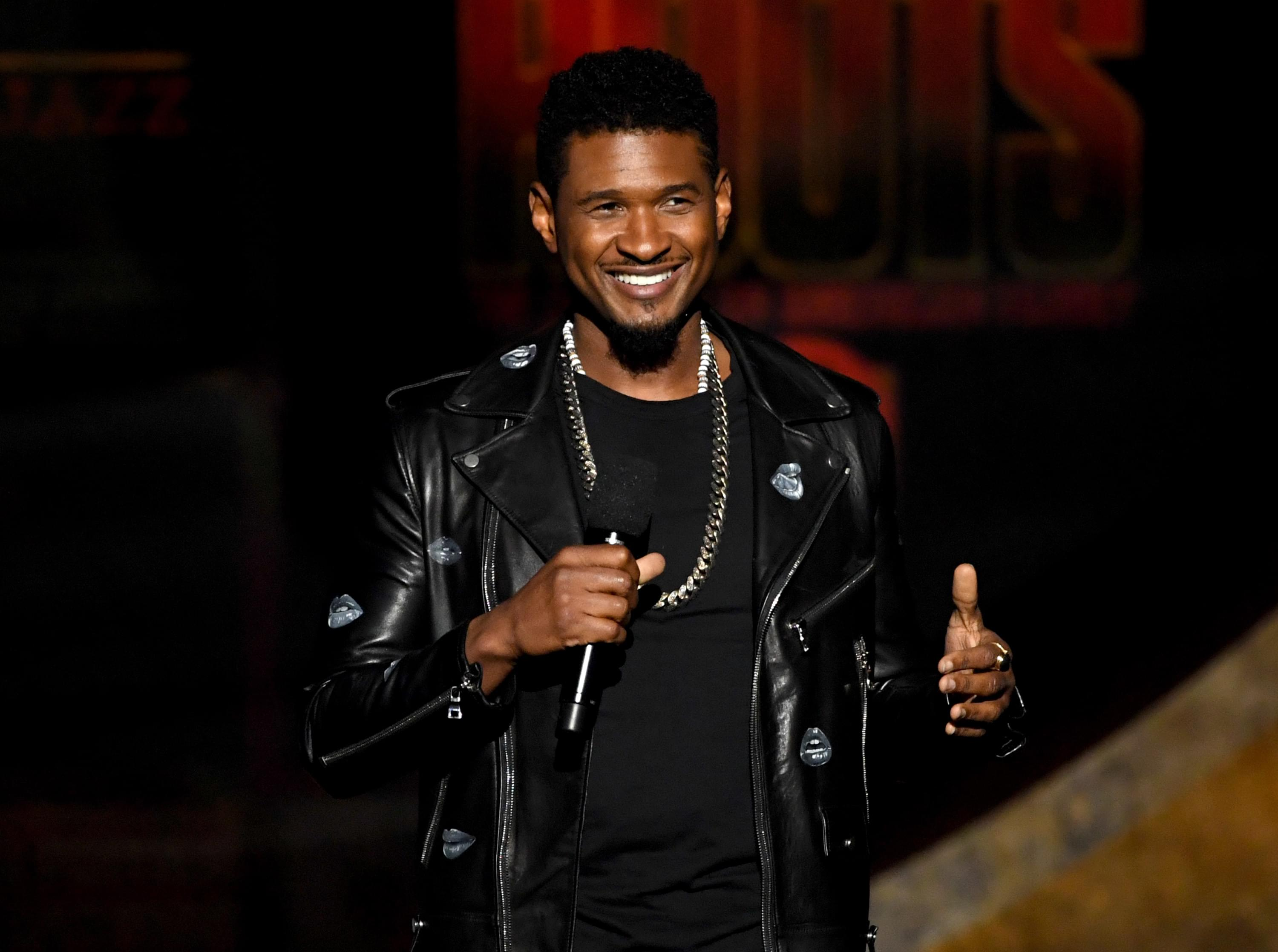 "Usher and Jermaine Dupri Hint At ""Confessions"" Sequel"