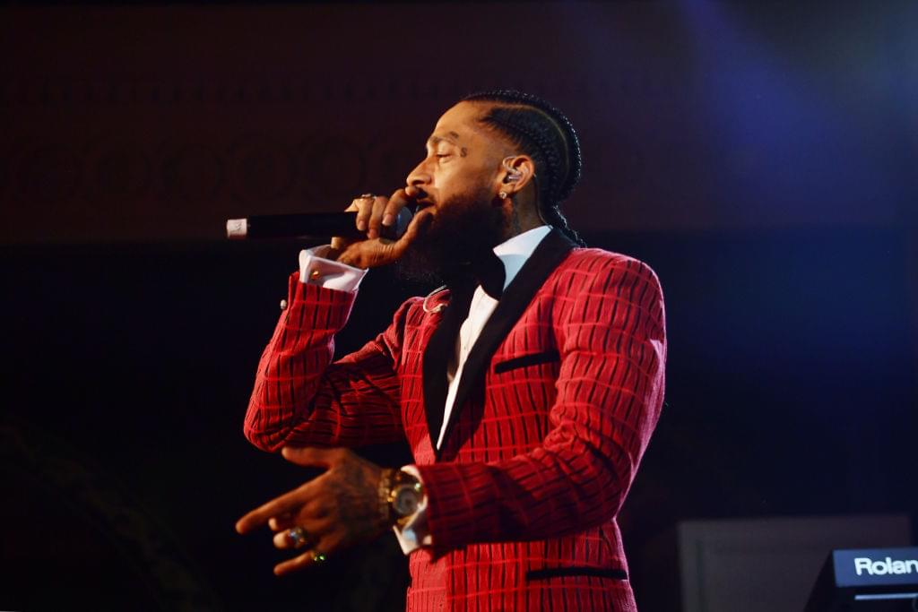 Offical Information On Nipsey Hussle's Celebration Of Life Released
