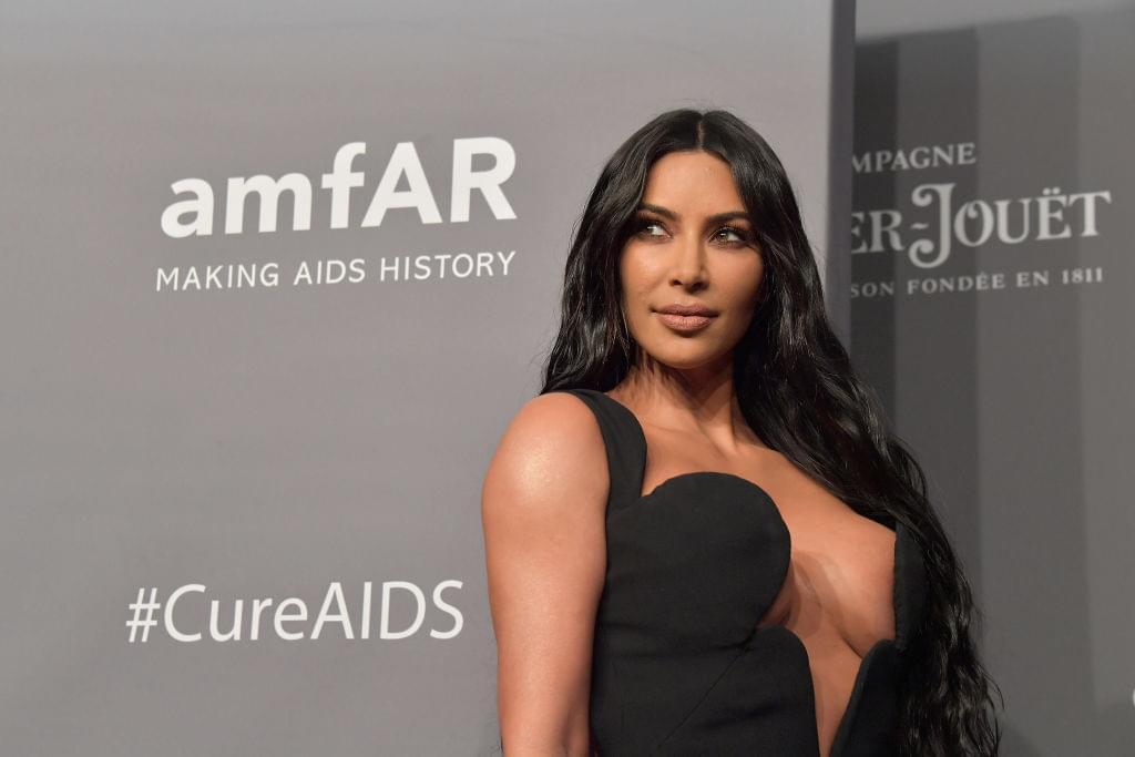 Kim Kardashian Studying Law—Plans To Take Bar Exam In 2020