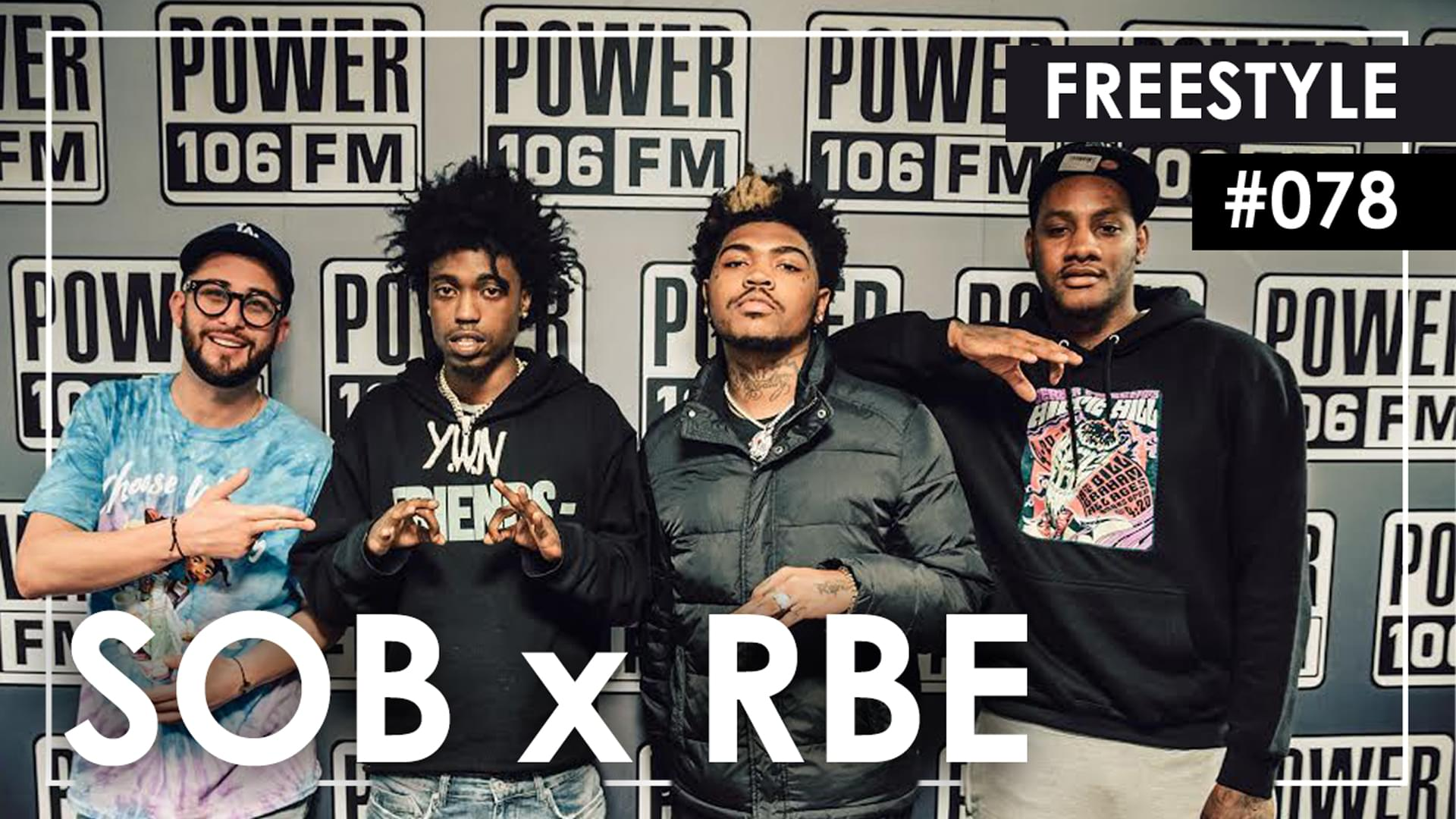 """SOB x RBE Freestyle Over 2Pac's """"All"""