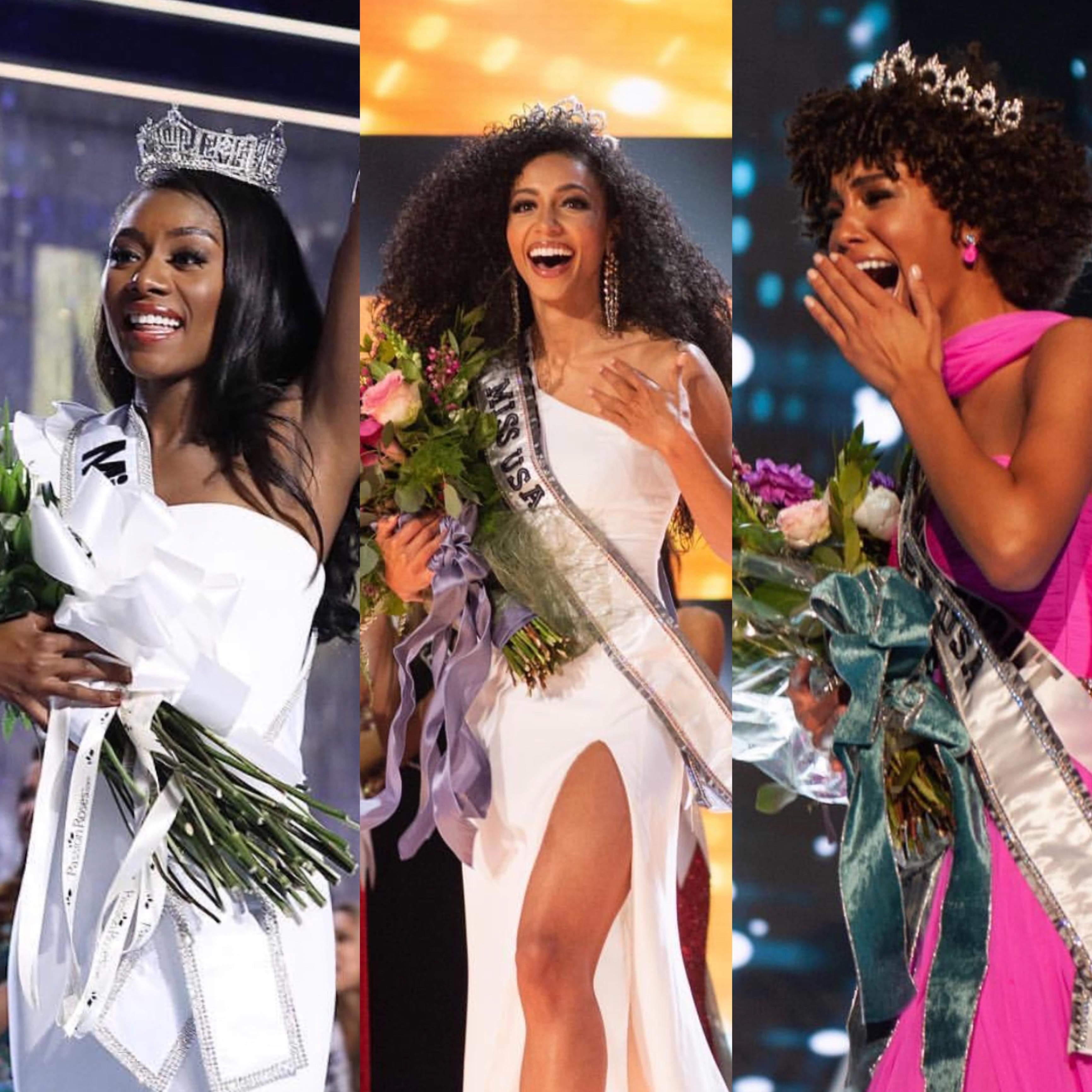 Miss USA, Miss Teen USA & Miss America Are ALL Black Women