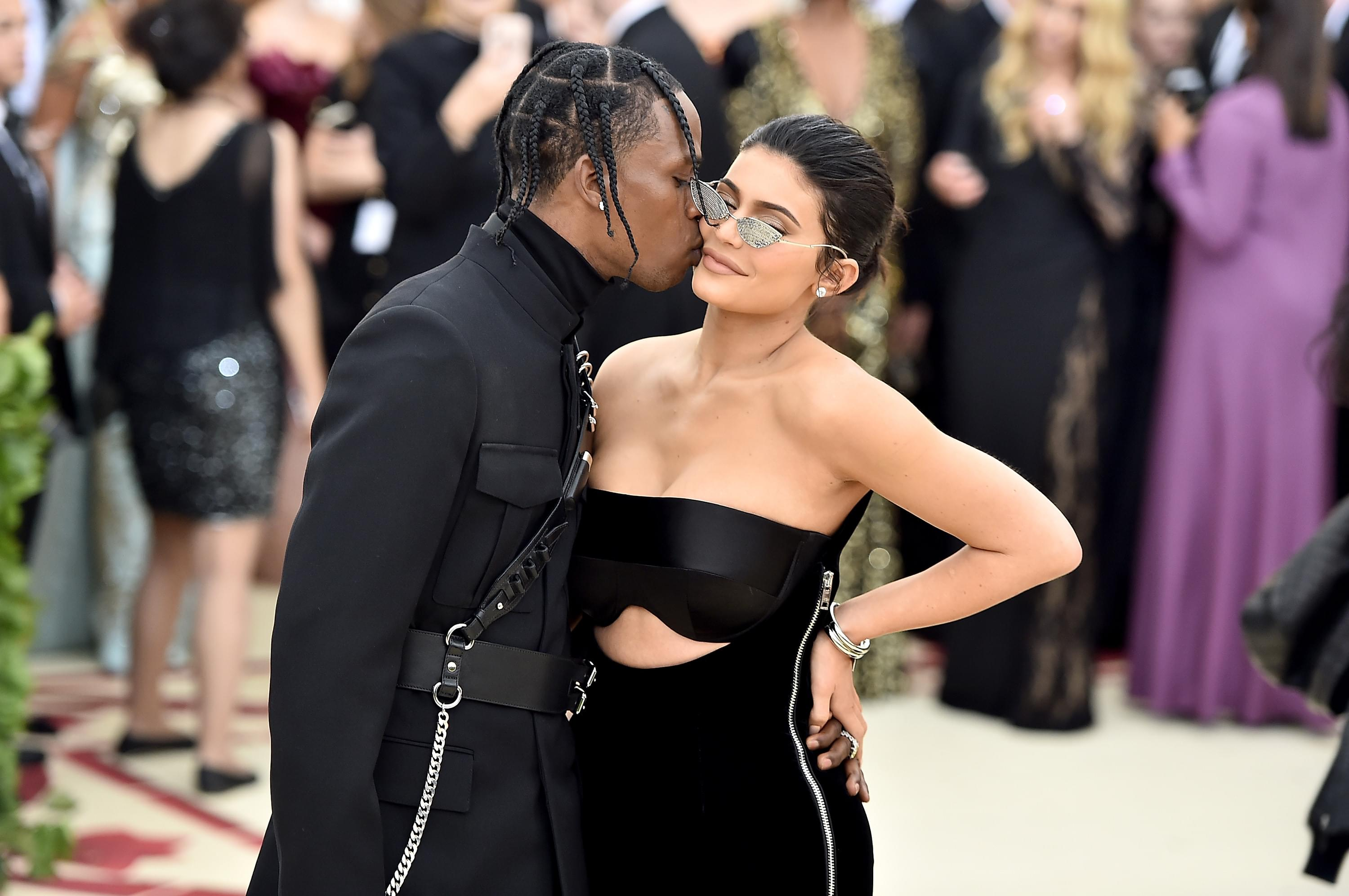 Kylie Jenner And Travis Scott To Tie the knot In The Church Of Yeezus?!