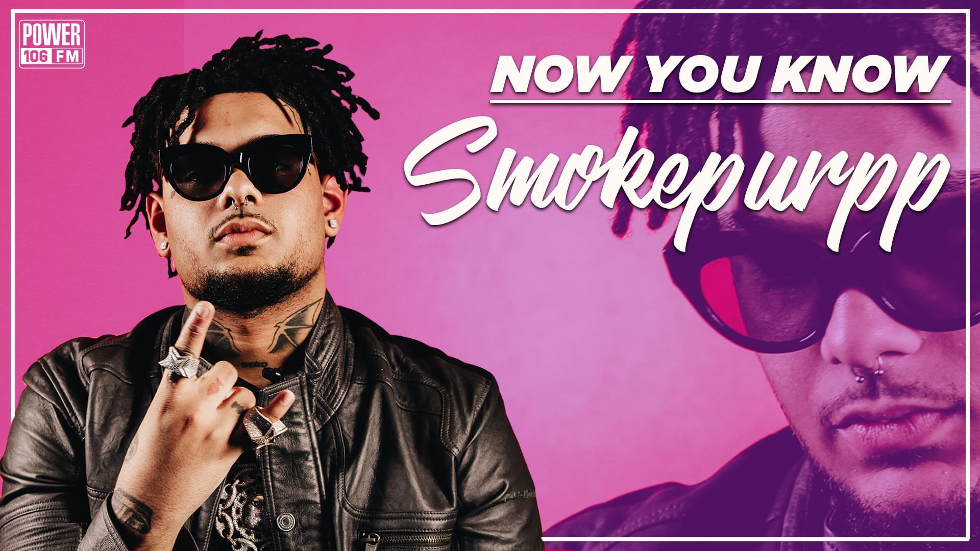 Smokepurpp on Friendship w/ Lil Pump, Coming Up w/ XXXTentacion + Secret Guilty Pleasure [WATCH]