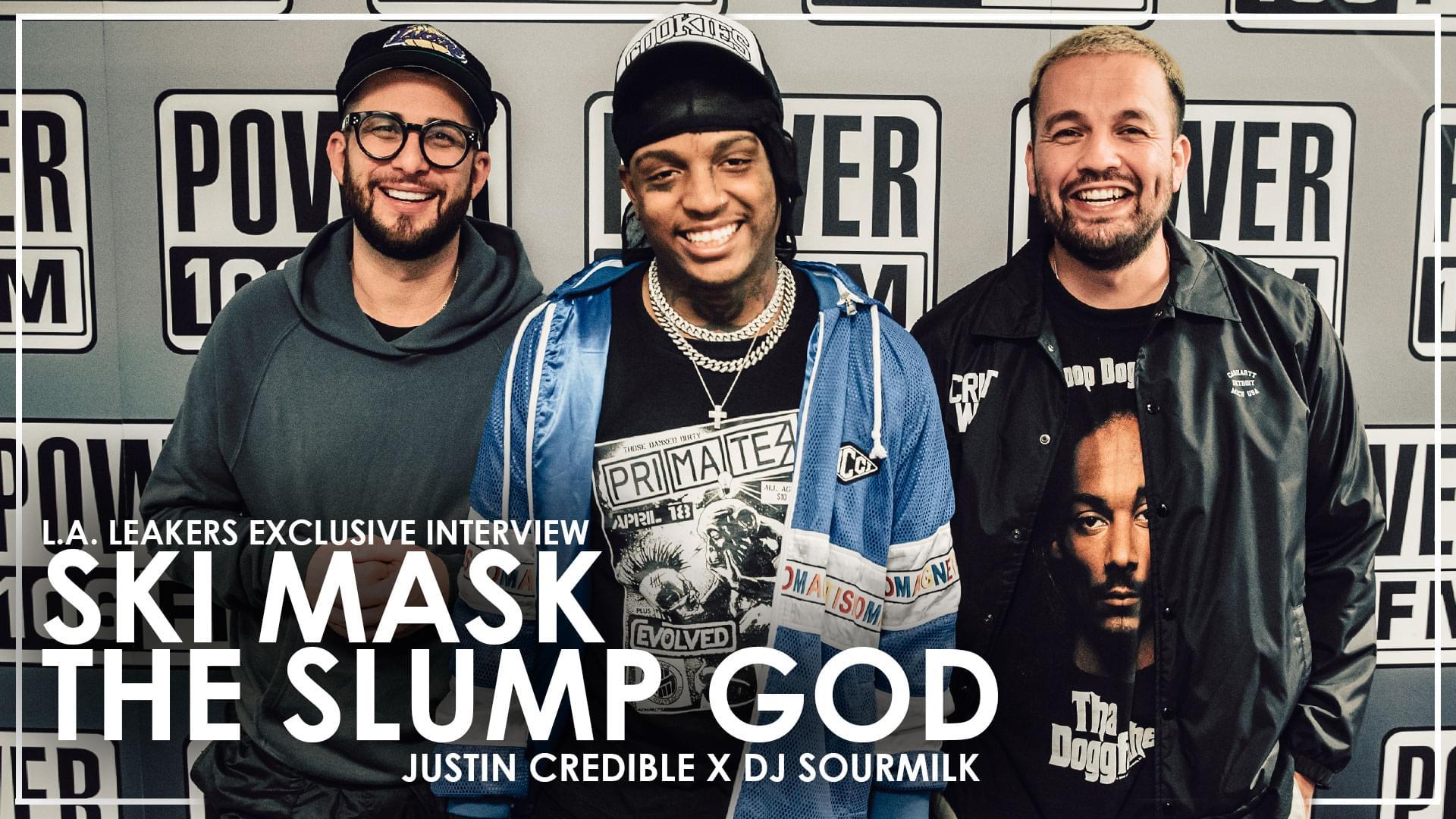 Ski Mask The Slump God Confirms Joint Album W Juice Wrld Teases