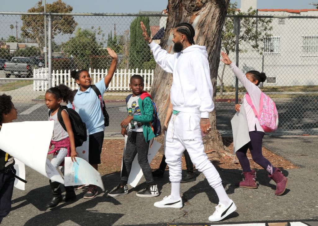 Nipsey Hussle Created An Investment Group To Transform Black Communities