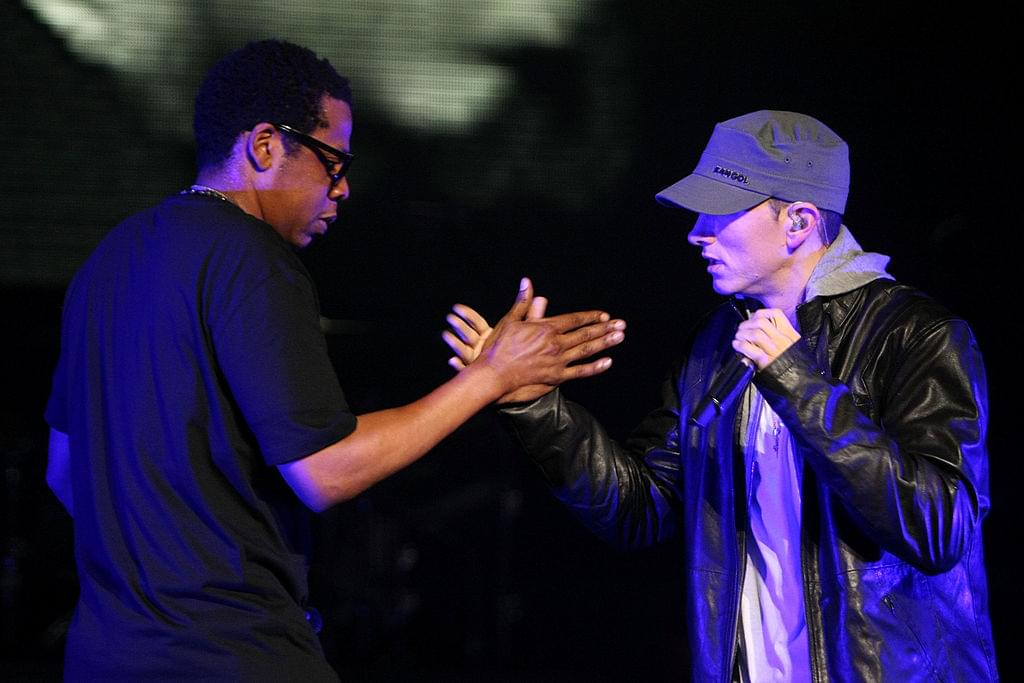 Jay-Z And Eminem Tied For Third Most Billboard Hot 100 Top 10 Hits EVER