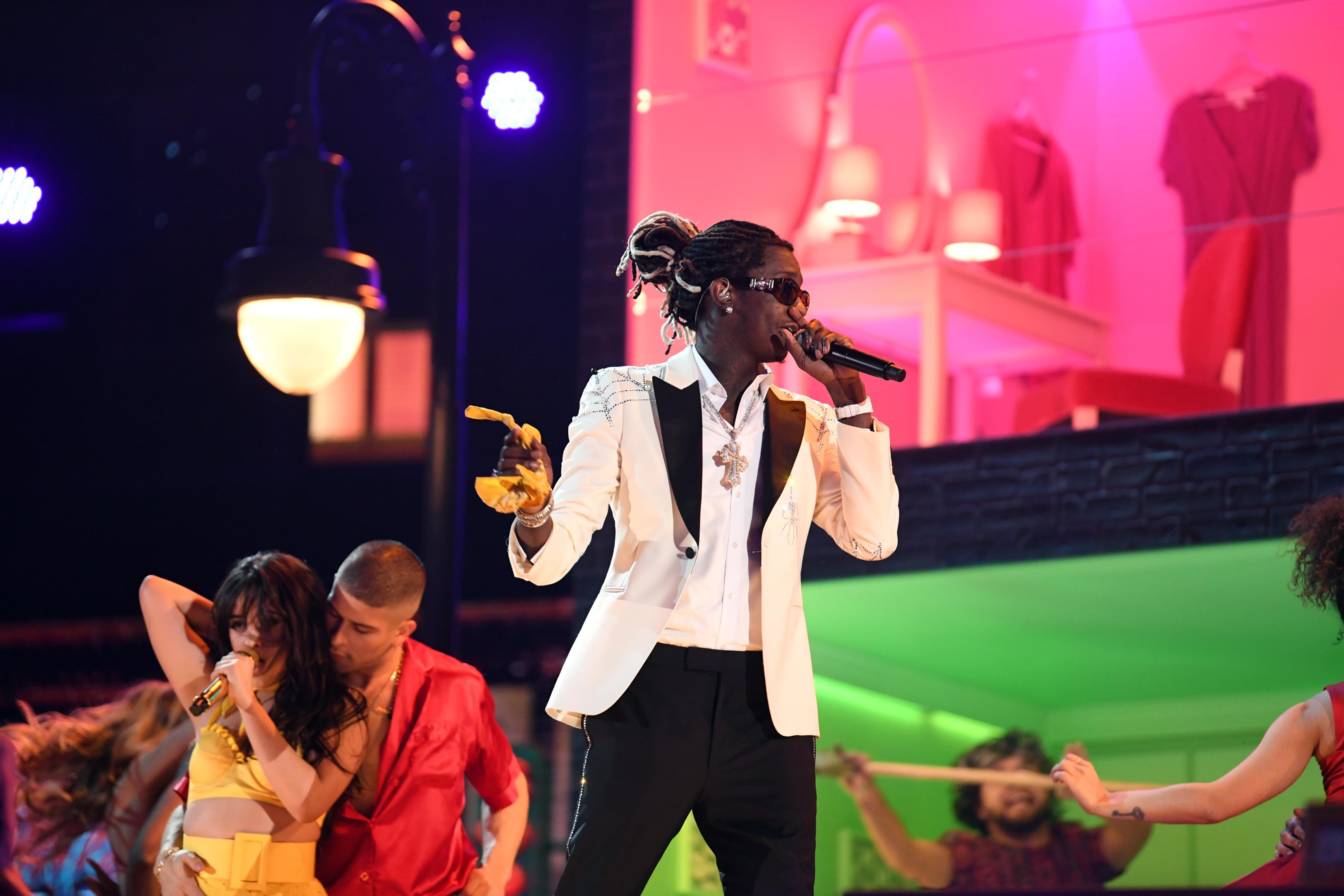 "Young Thug Wants To Cancel ""Clout-Chasing"""