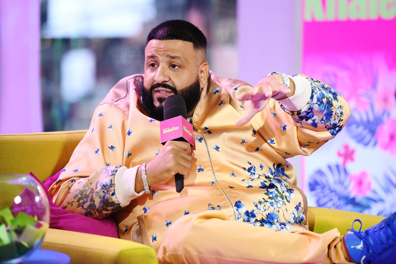 DJ Khaled's Album Finally Hits No. 1 On The Billboard Charts