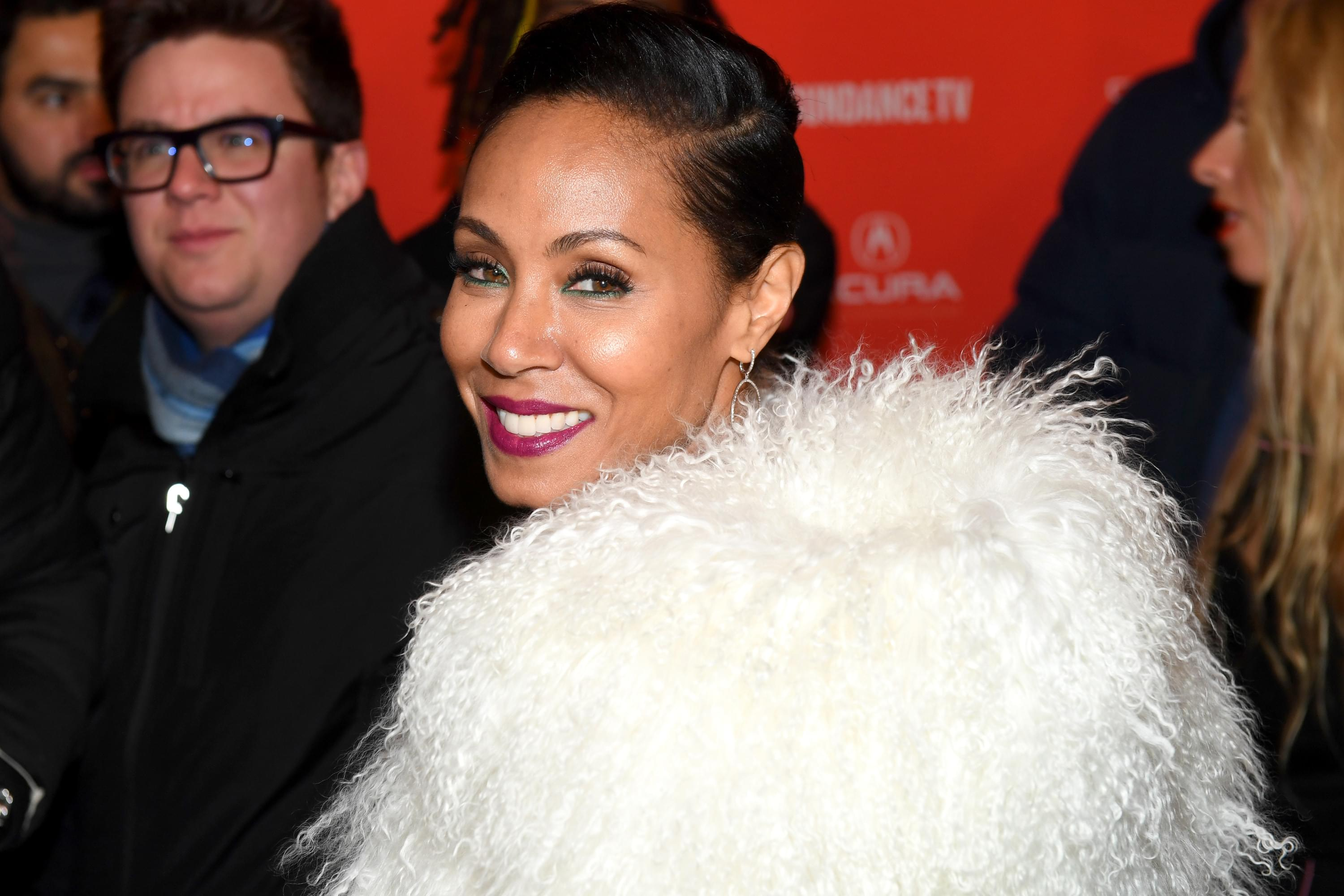 Jada Pinkett Smith Says She Was Addicted To Porn Before Meeting Will
