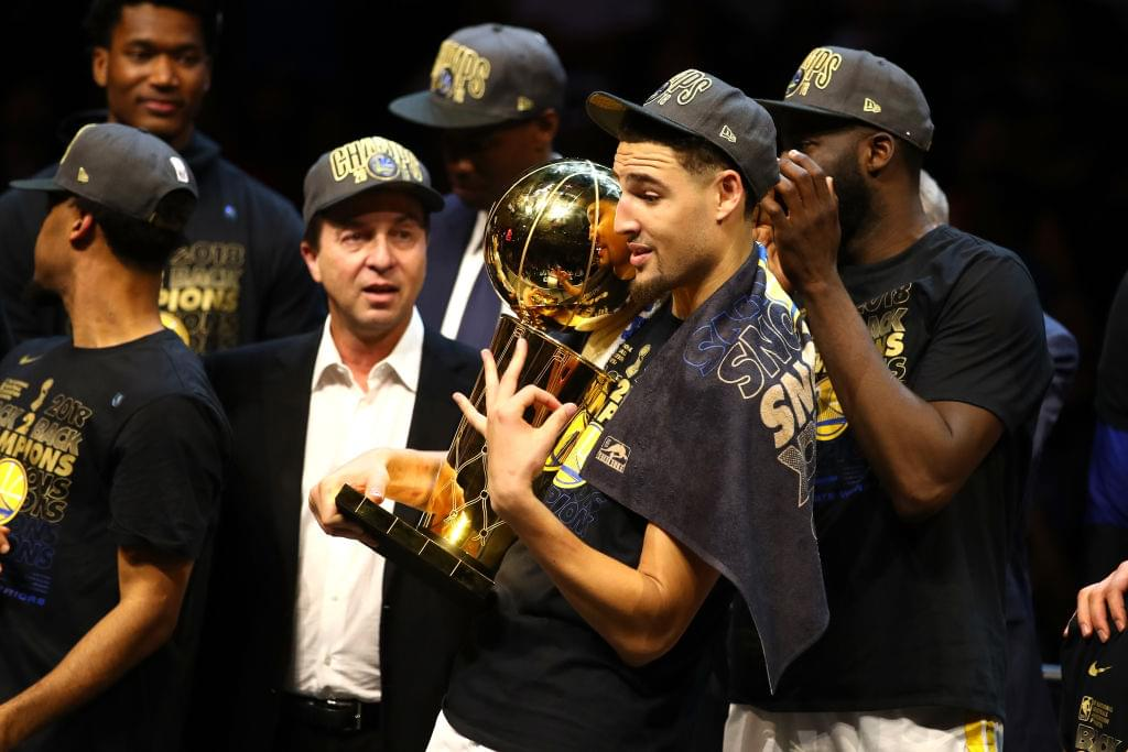 Klay Thompson Says He's Boycotting Certain Drake Songs During The Finals