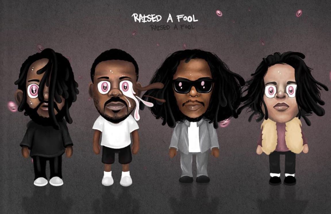 "Kembe X Taps Jay Rock, Ab-Soul, & Zacari For ""Raised A Fool"" [LISTEN]"