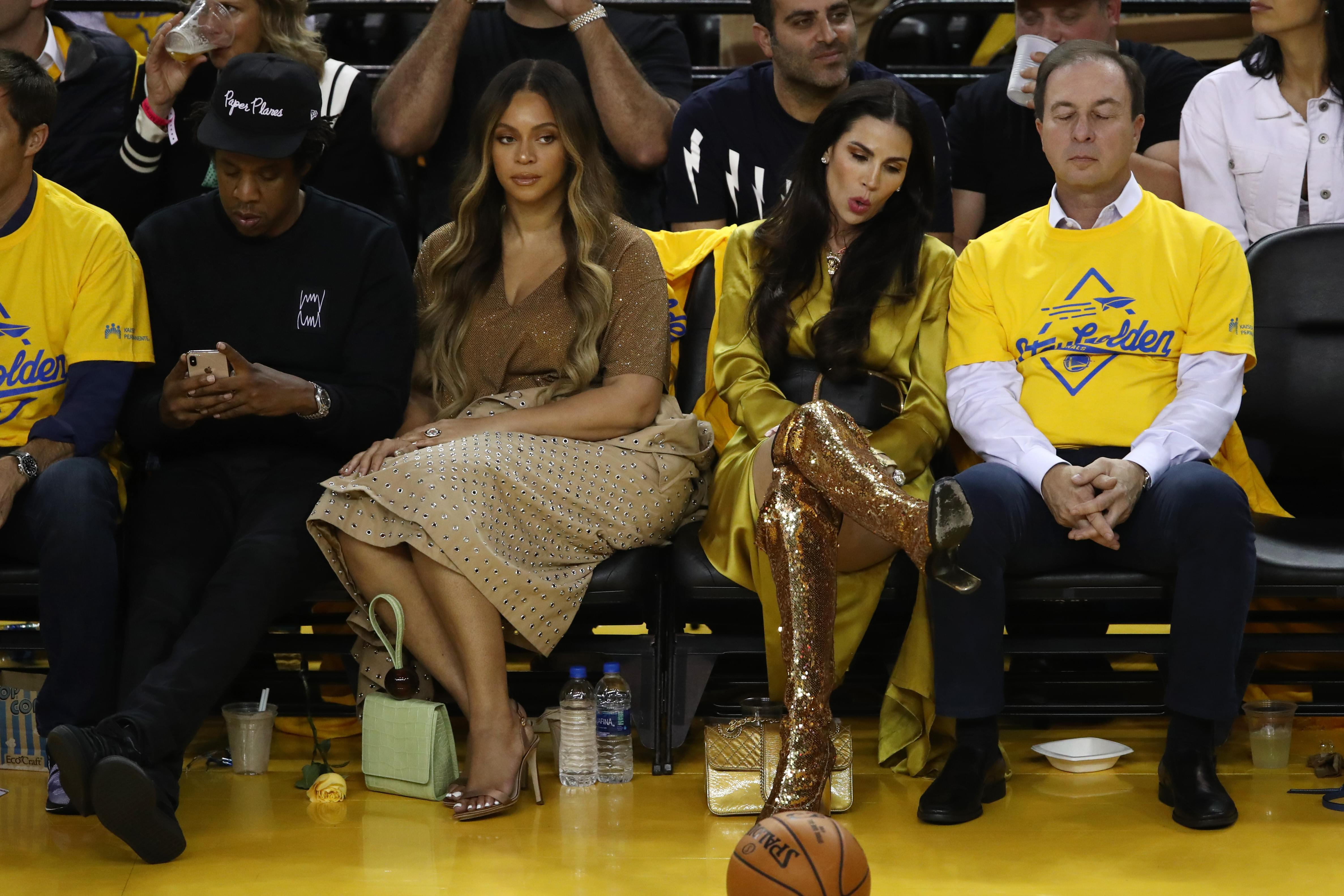 Warriors Owner's Wife Receives Death Threats From Beyhive
