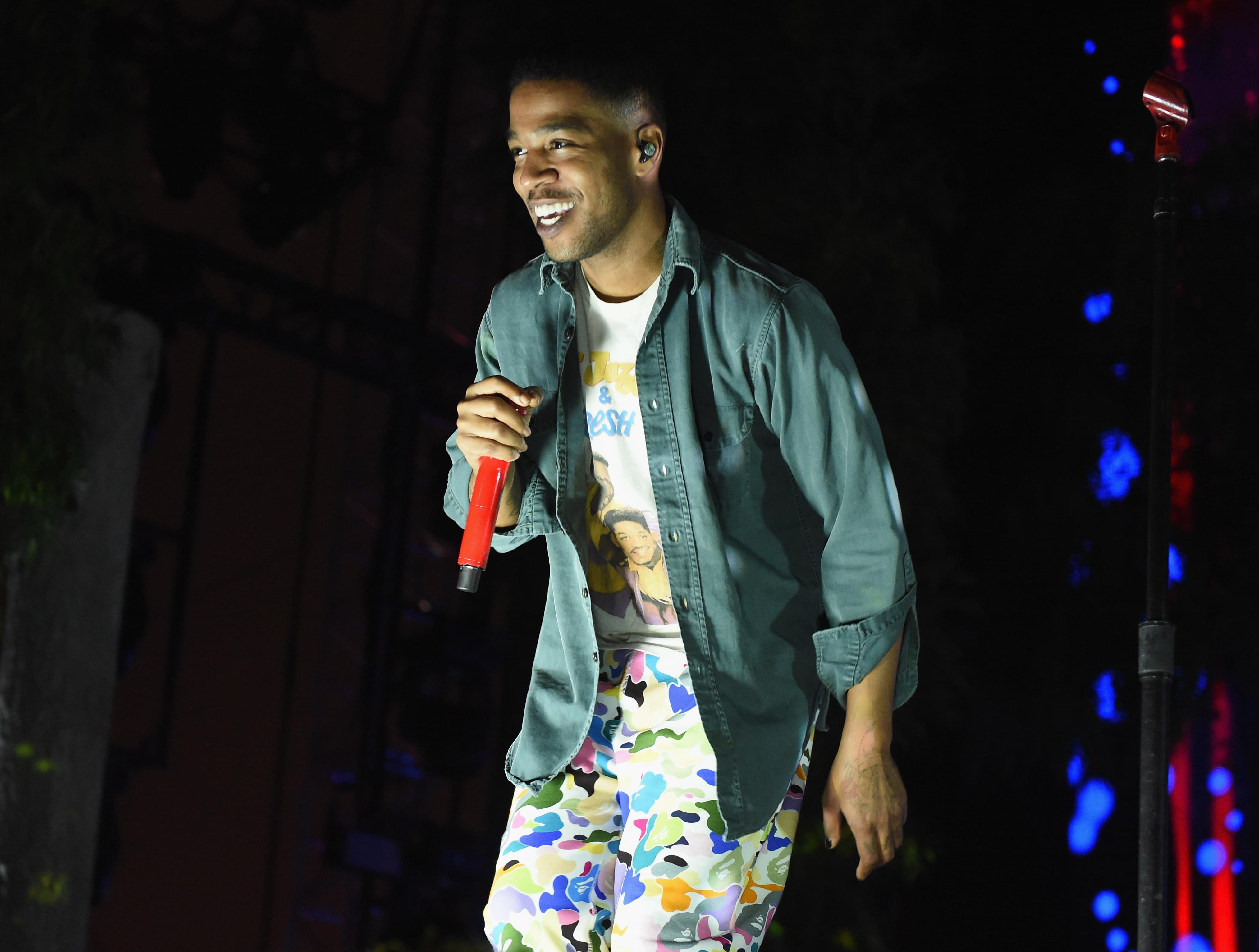 Kid Cudi To Appear On 'Bill & Ted Face The Music'