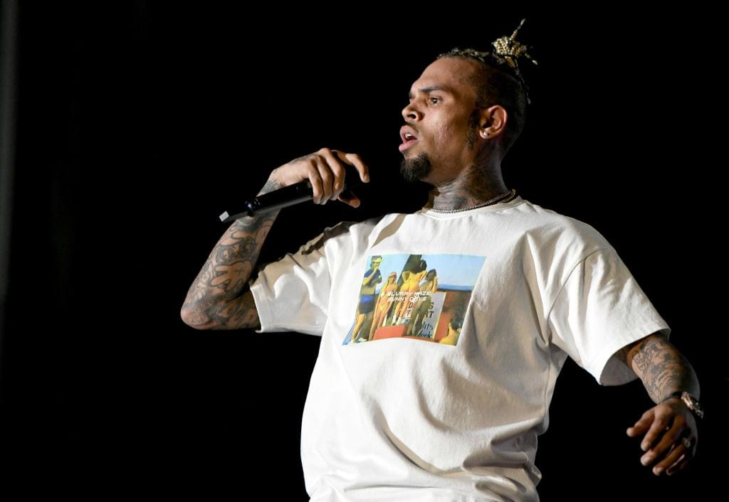 Is Chris Brown Expecting Baby #2 ?!