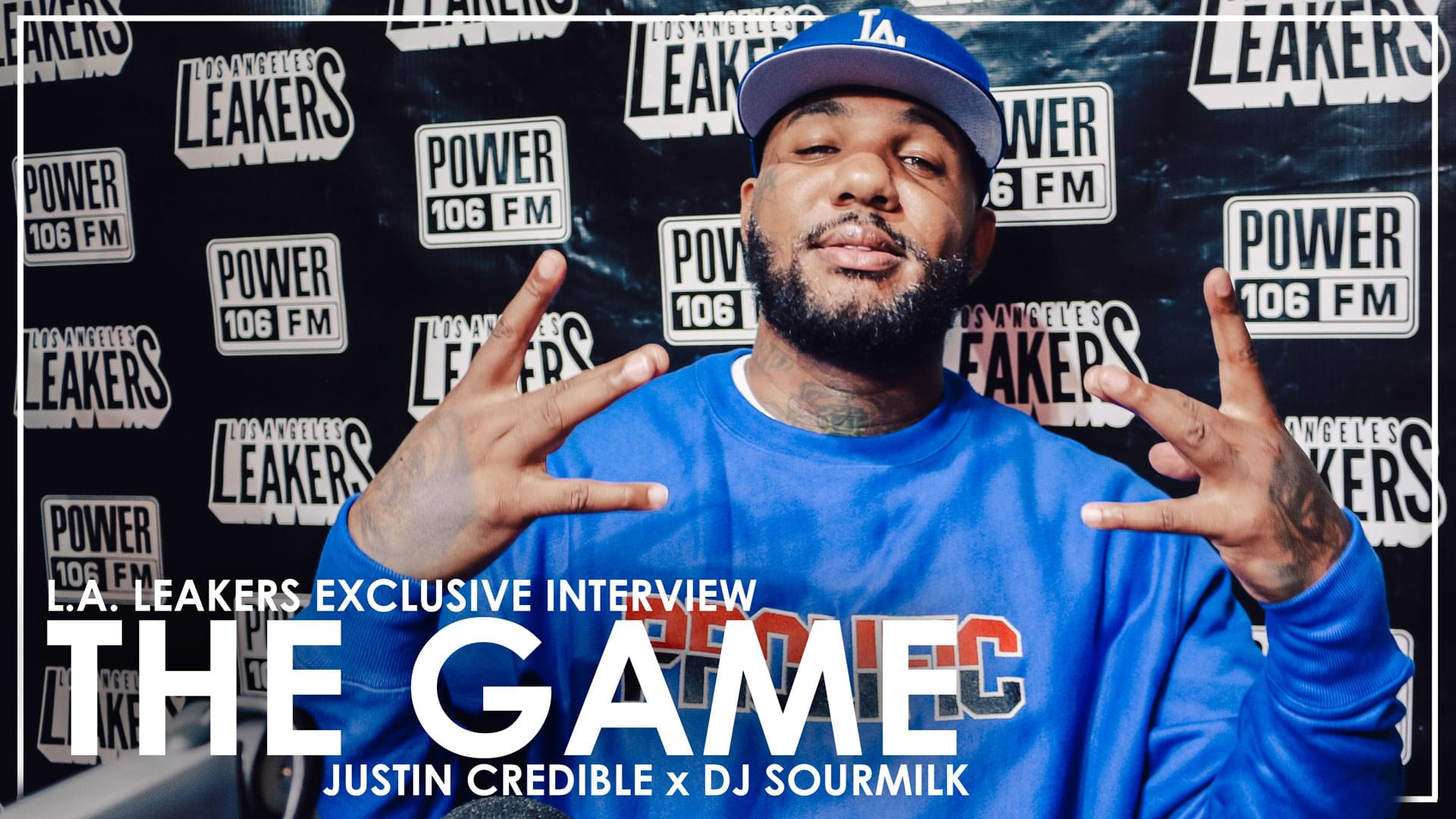 The Game On 'Born 2 Rap' Being His Last Album, Nipsey Hussle + Calling Dr. Dre