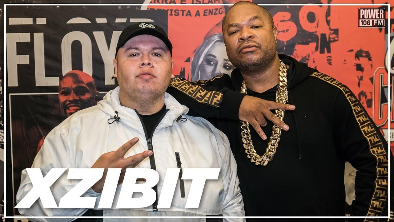 Xzibit Talks Representing West Coast Rap + Creating MTV's 'Pimp My Ride'