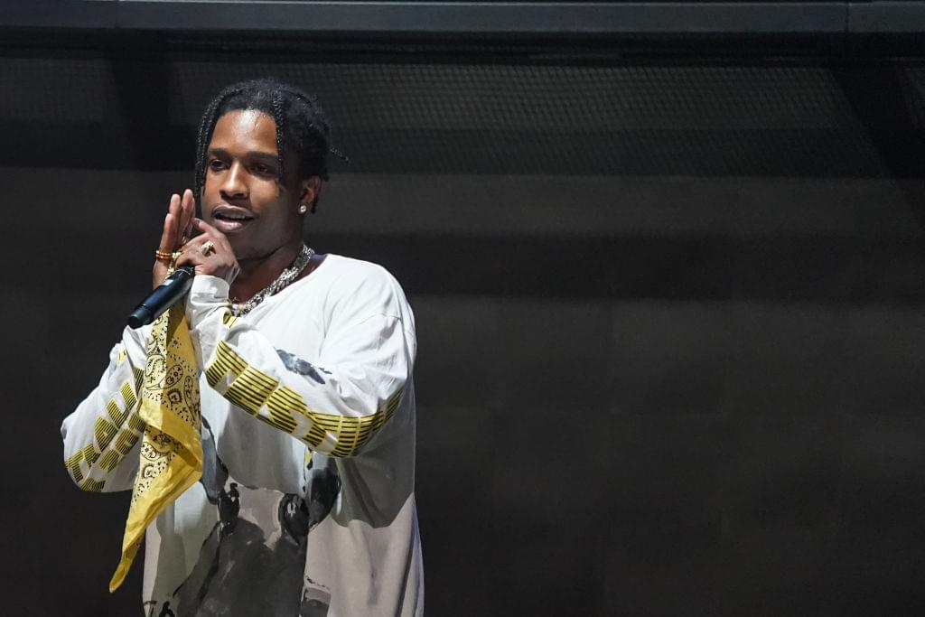 U.S. Politicians Call For A$AP Rocky's Release