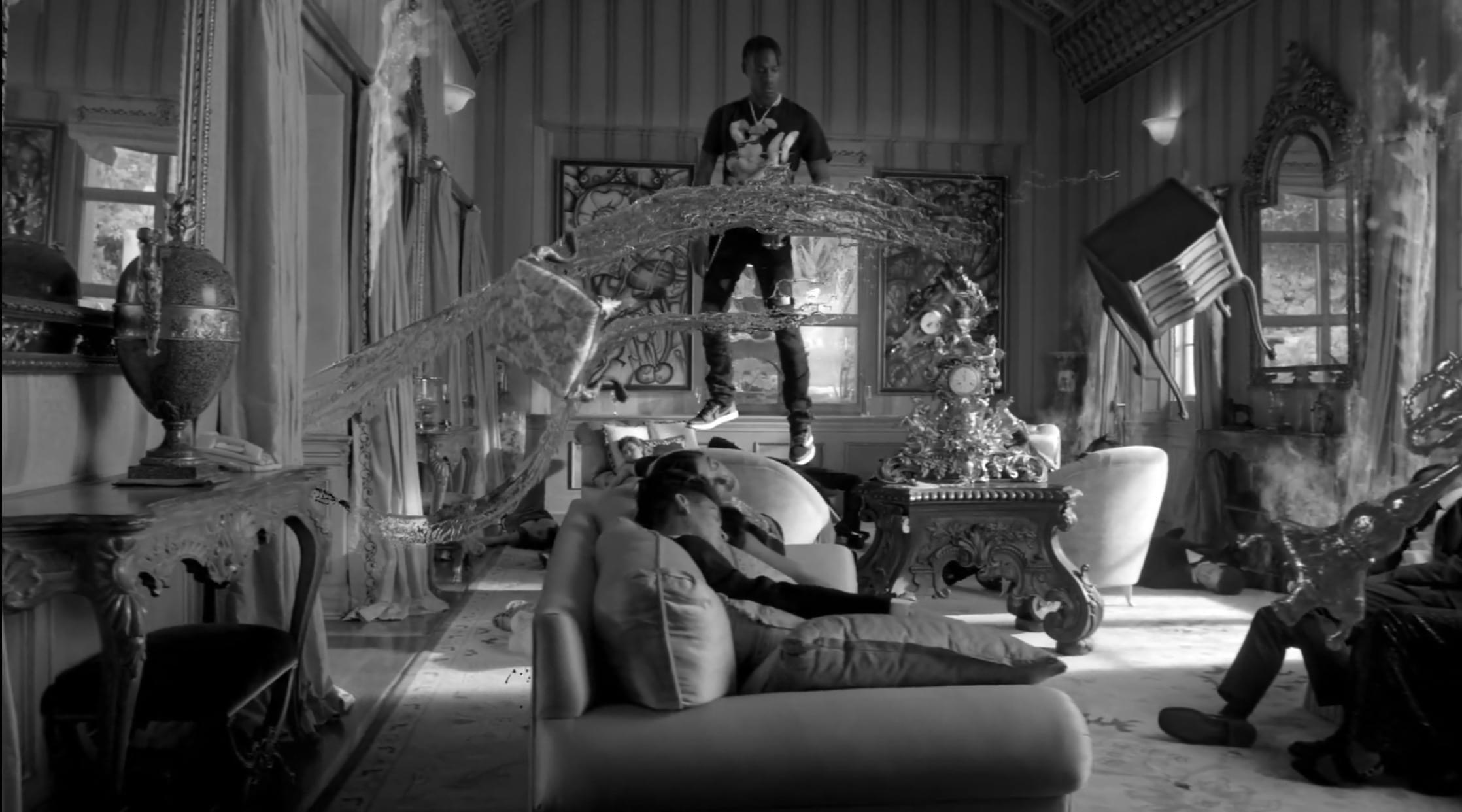 "[WATCH] Travis Scott Levitate In Jonah Hill-Directed ""Wake Up"" Visual"