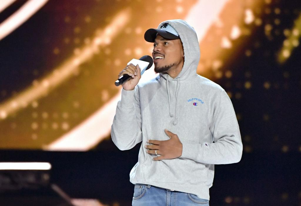 Chance The Rapper Announces Dates For 'The Big Day' Tour