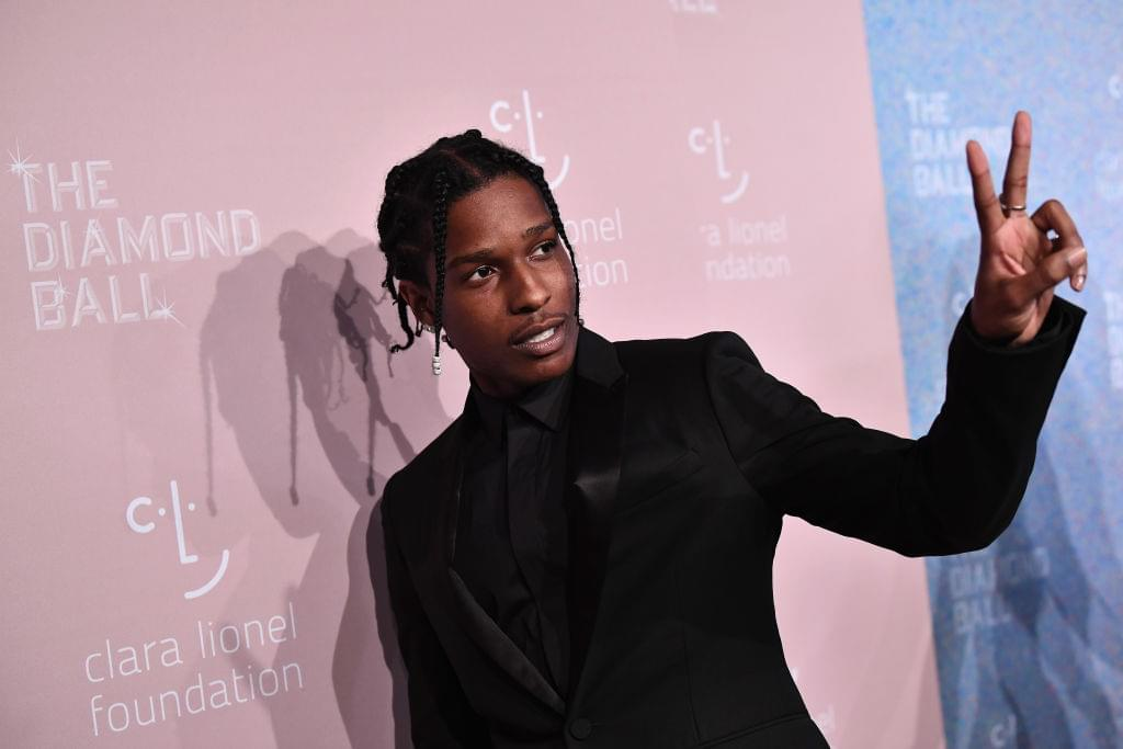 Trump Sent A Hostage Crisis Envoy To Sweden, To Monitor A$AP Rocky Trial