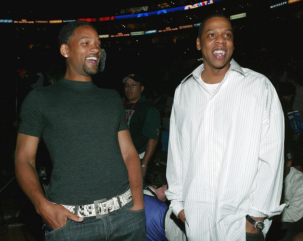 Jay-Z And Will Smith Teaming Up To Produce Series About Women Of The Civil Rights Movement