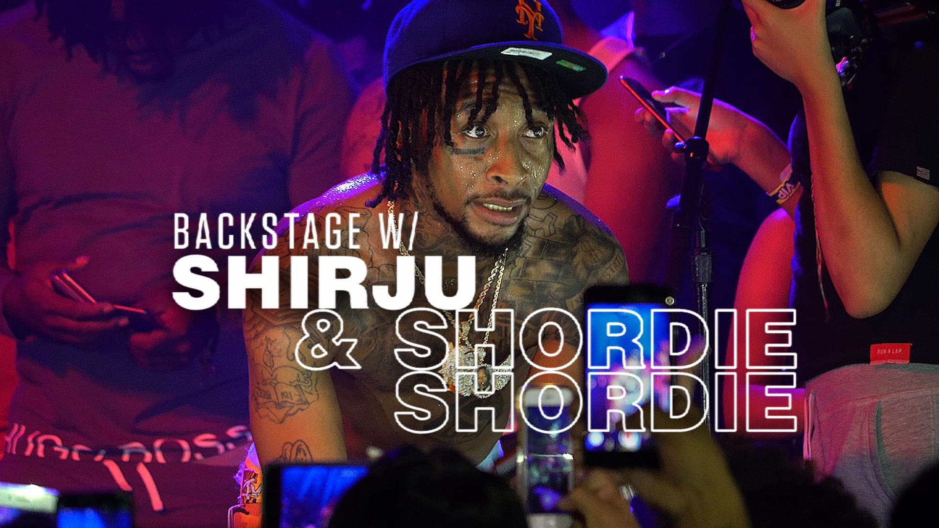 """Shordie Shordie Talks Pre-Shows Rituals & Crowd's Reaction To """"Bitchuary"""" [WATCH]"""