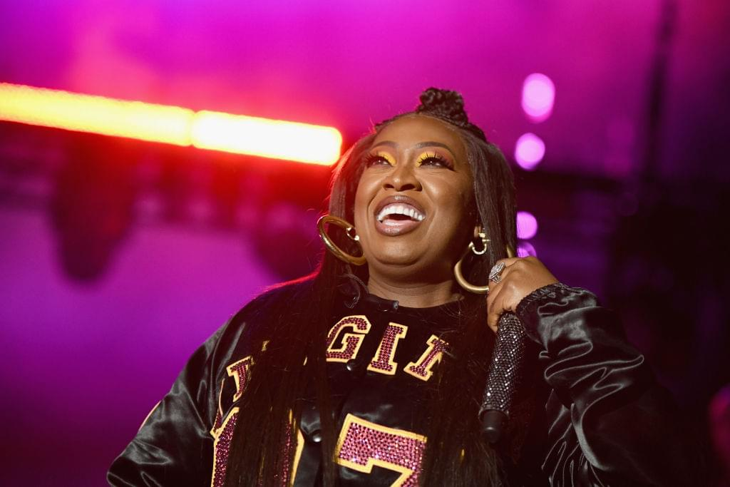 And The MTV Video Vanguard Award Goes To…Missy Elliott