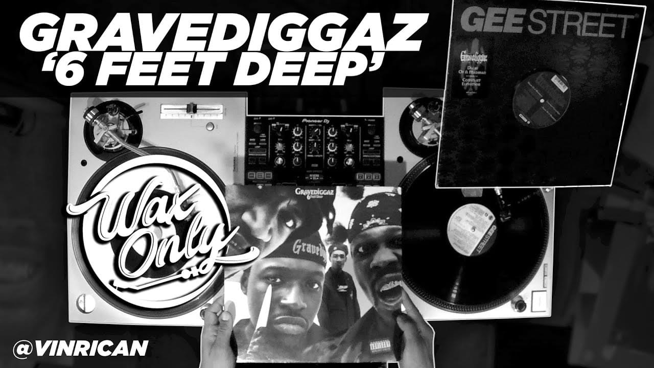 #WAXONLY: Discover Samples Used On Gravediggaz '6 Feet Deep'