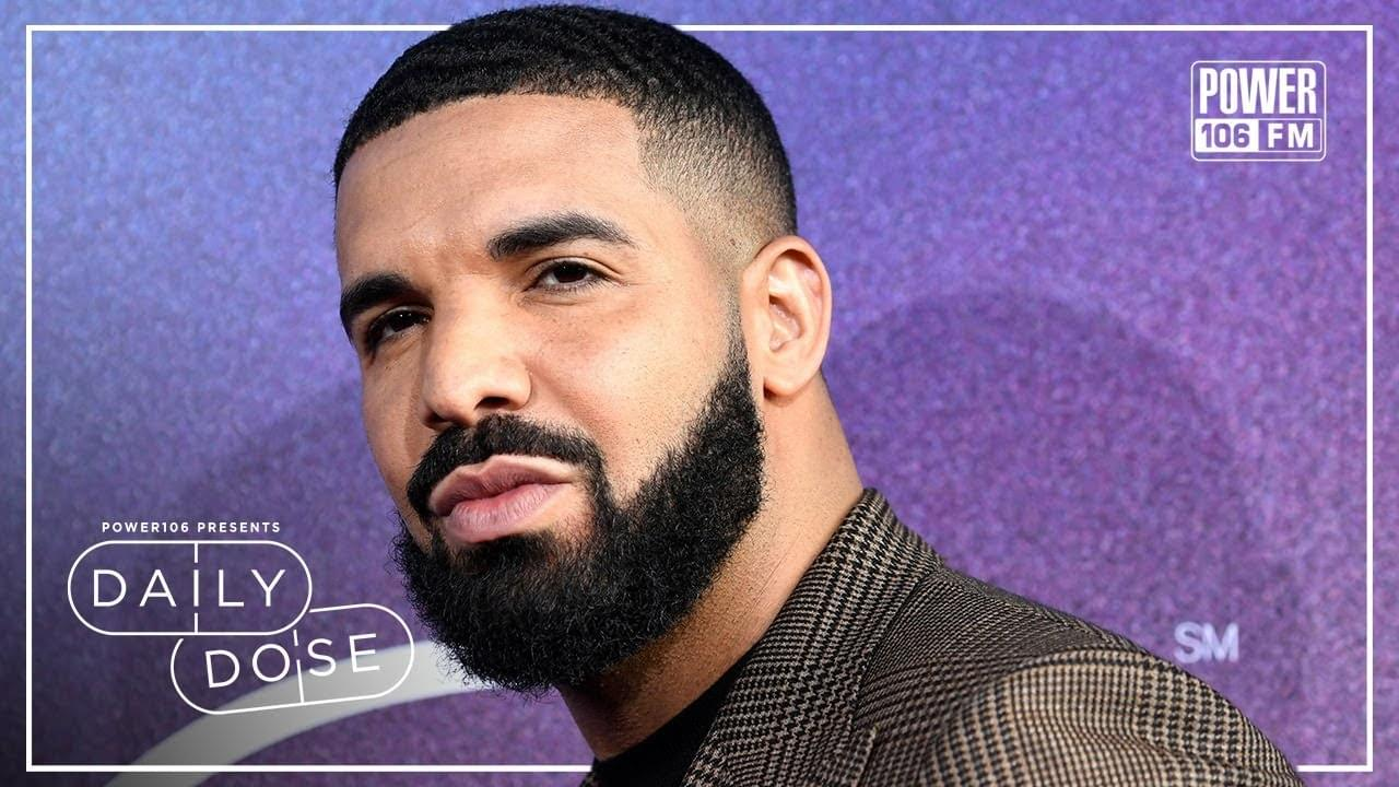 #DailyDose: Drake Has A New Tattoo Based On The Beatles' 'Abbey Road'