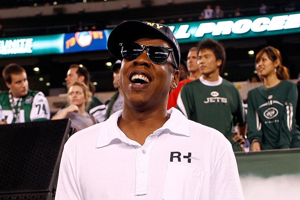 Jay-Z  Is Partnering With NFL And People Are Divided