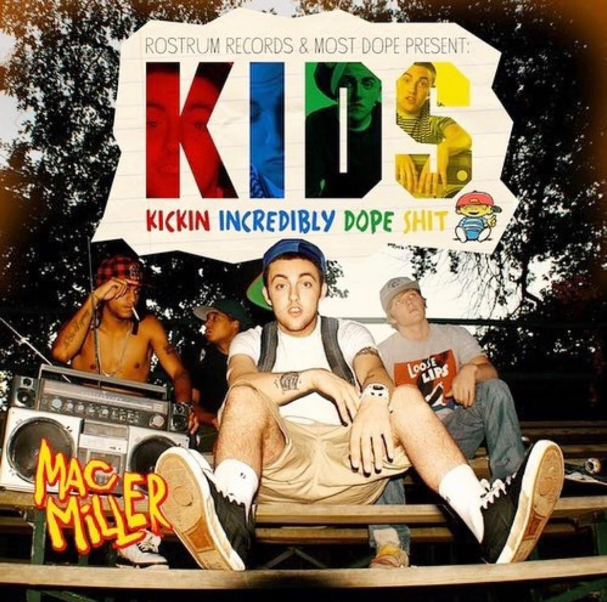 """Mac Miller's Mixtape """"K.I.D.S"""" Is Coming To Streaming Services"""