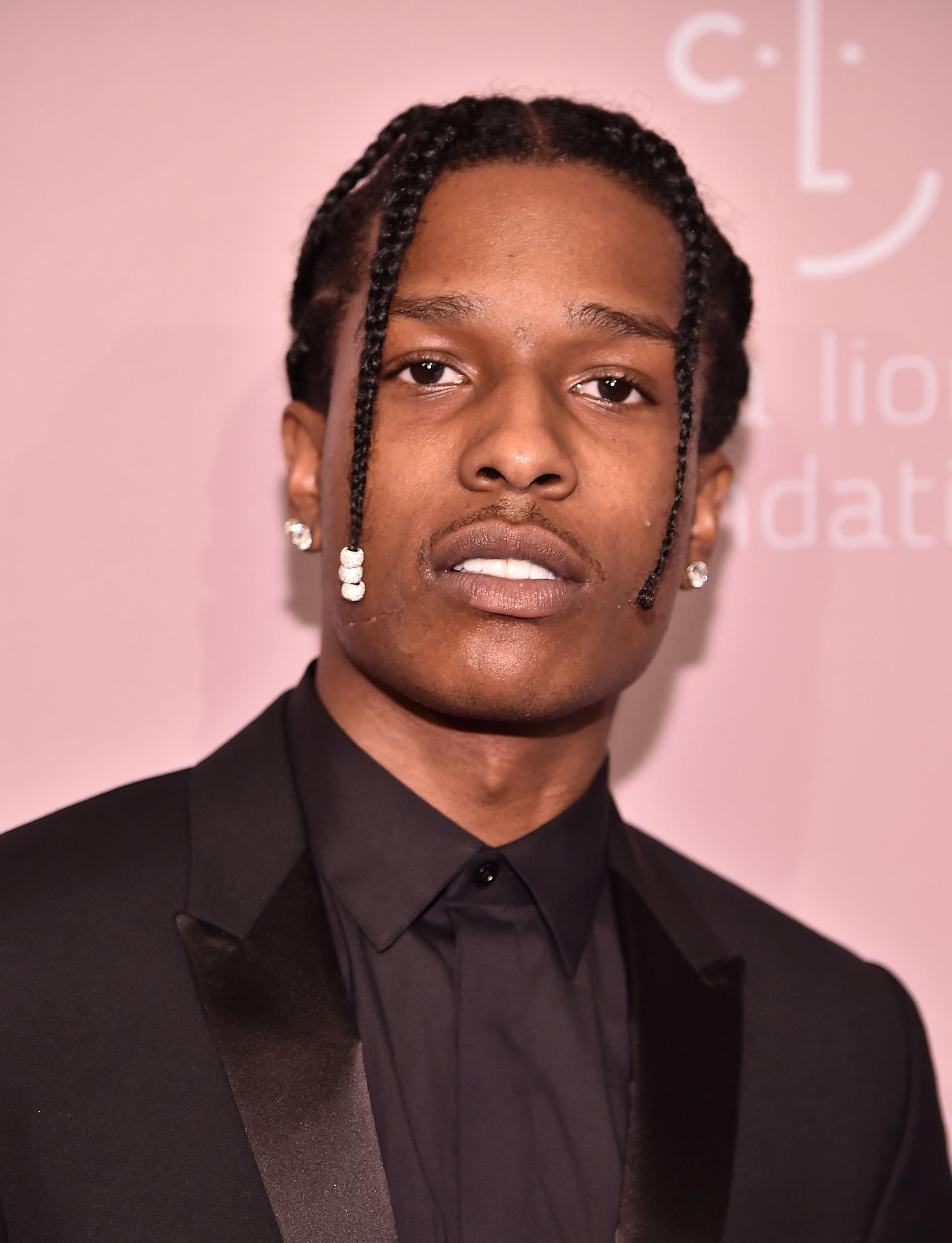 A$AP Rocky Is Found Guilty Of Assault