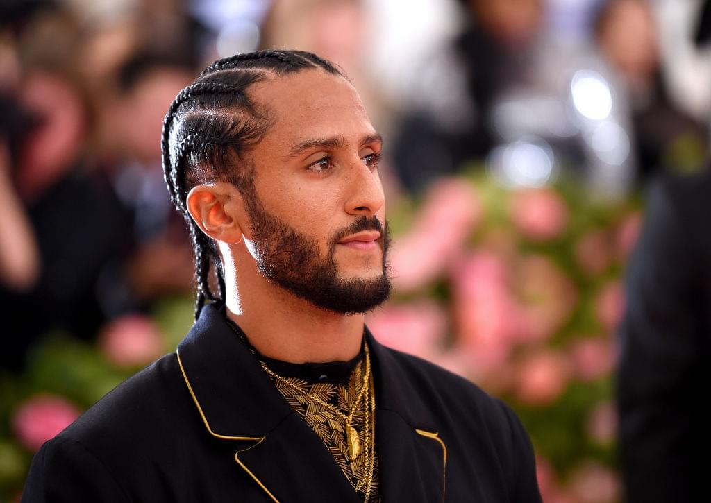Colin Kaepernick Reveals What Sparked His Activism