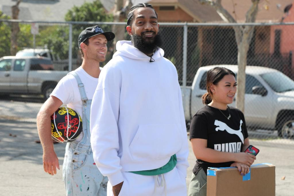 New Book 'Hu$$leNomics' Will Be Dedicated To Nipsey Hussle's Legacy And Teachings