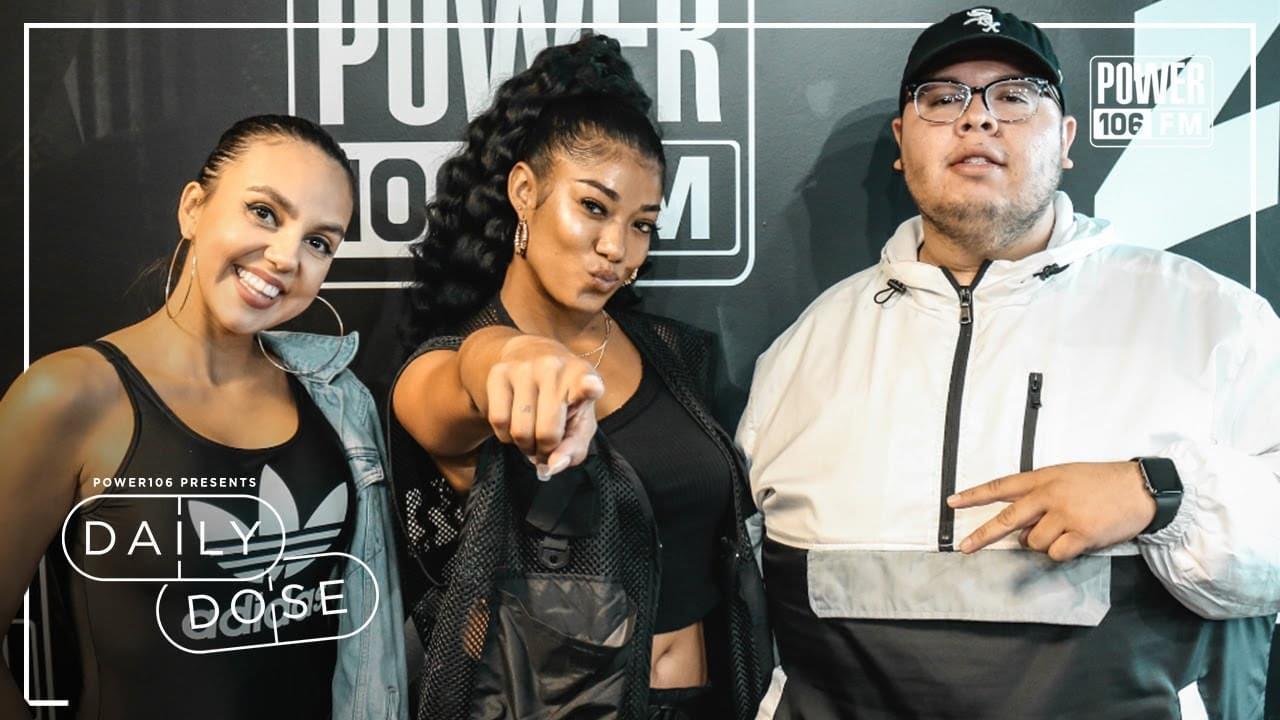 Mila J On The Kobe & Shaq Beef, Popeyes Chicken And Missy Elliot's GOAT Status