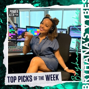 Bryhana's Vybes Playlist—Top Picks Of The Week Feat. Big Sean, Missy Elliott, WolfTyla, Saweetie + MORE! [STREAM]