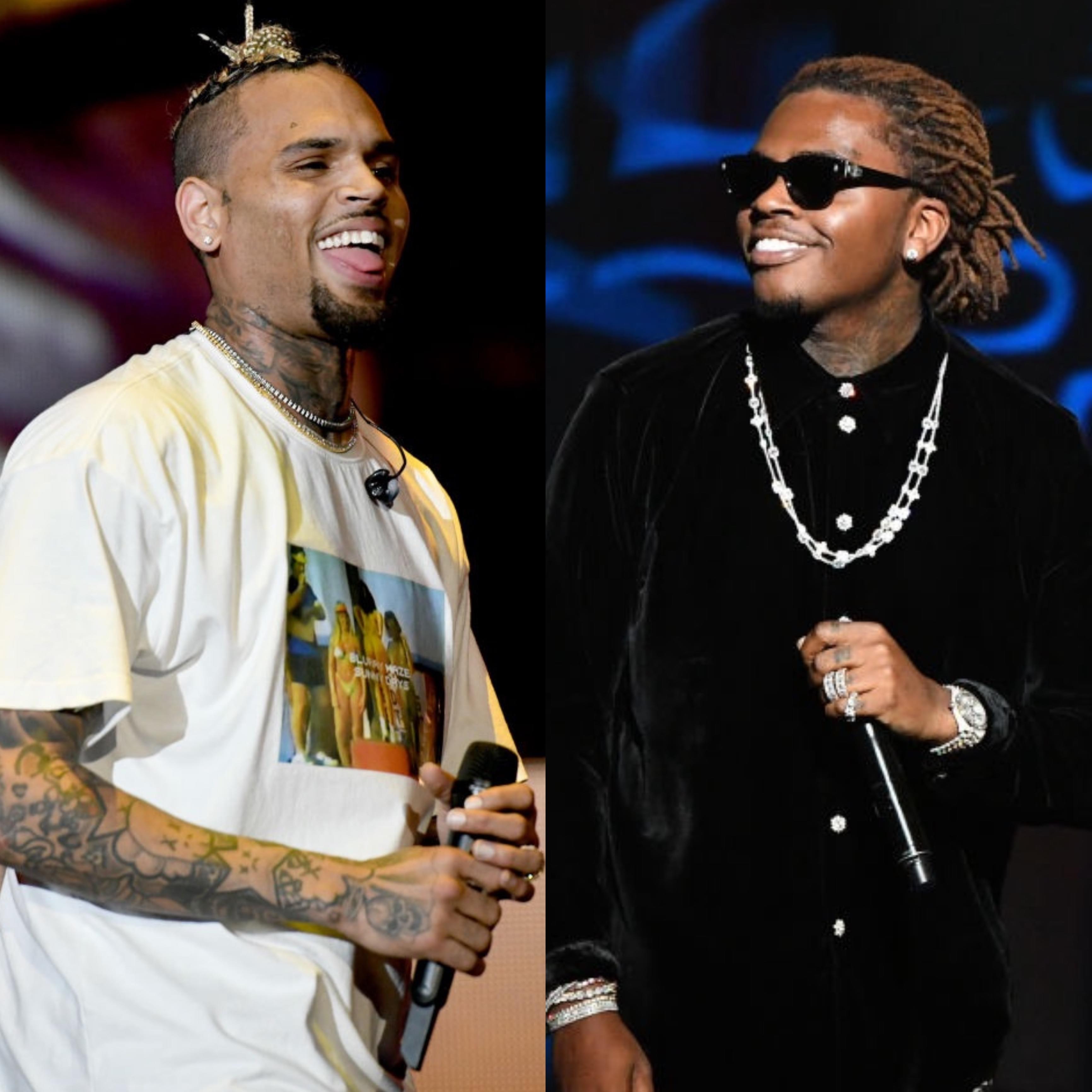 "[WATCH] Chris Brown And Gunna Drop Some LITERAL ""Heat"""