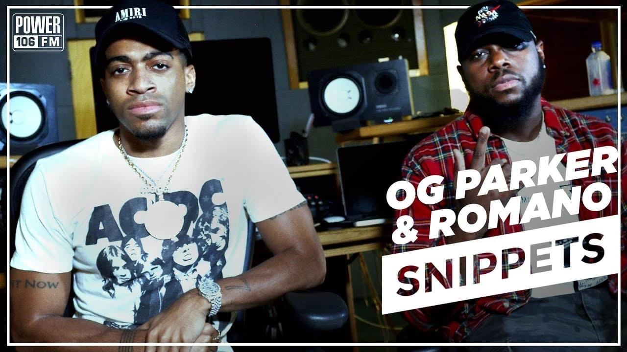 "OG Parker & Romano On Producing Chris Brown's ""Indigo"" w/ Scott Storch [WATCH]"