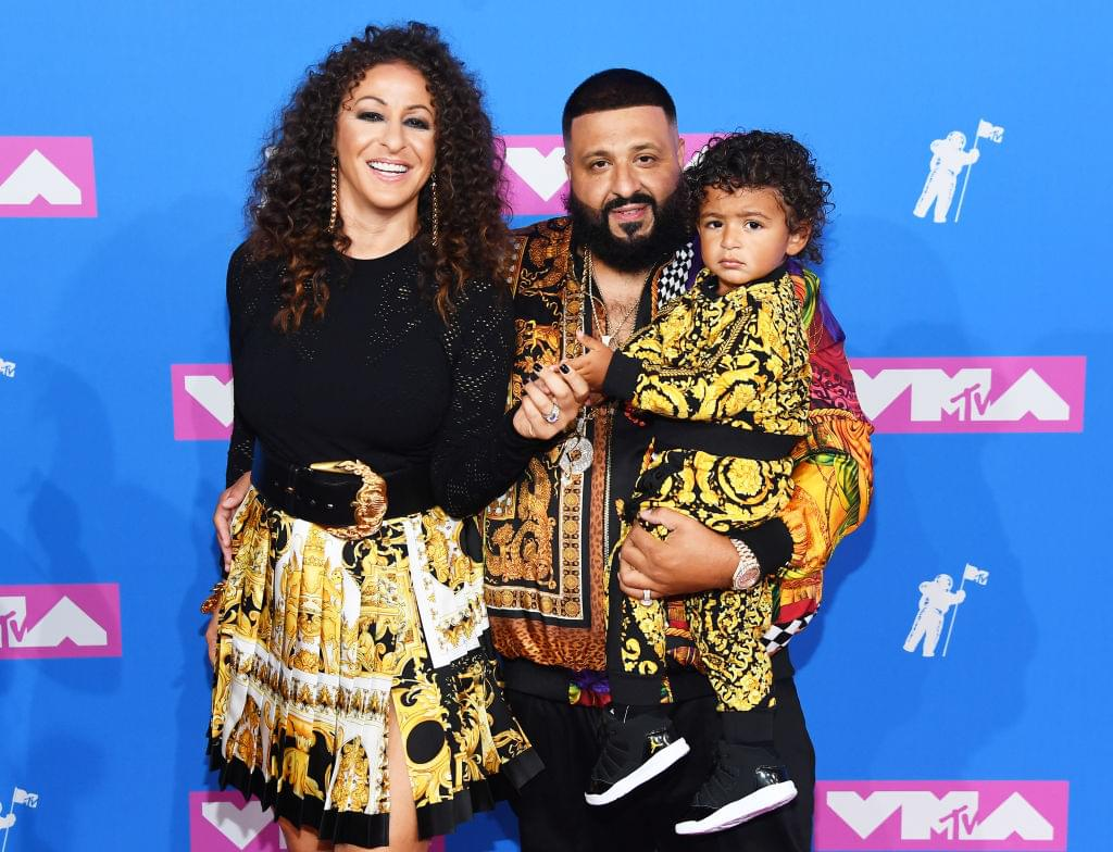 Anotha One!—DJ Khaled & His Wife Are Expecting Again
