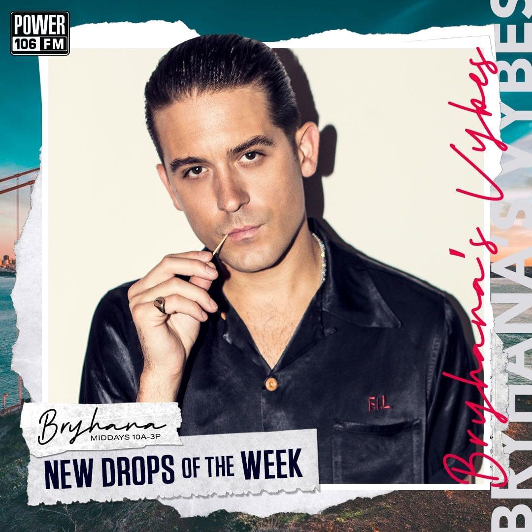 Bryhana's Vybes Playlist—NEW Drops Of The Week Feat. G-Eazy, Yo Gotti, Post Malone + MORE  [STREAM]