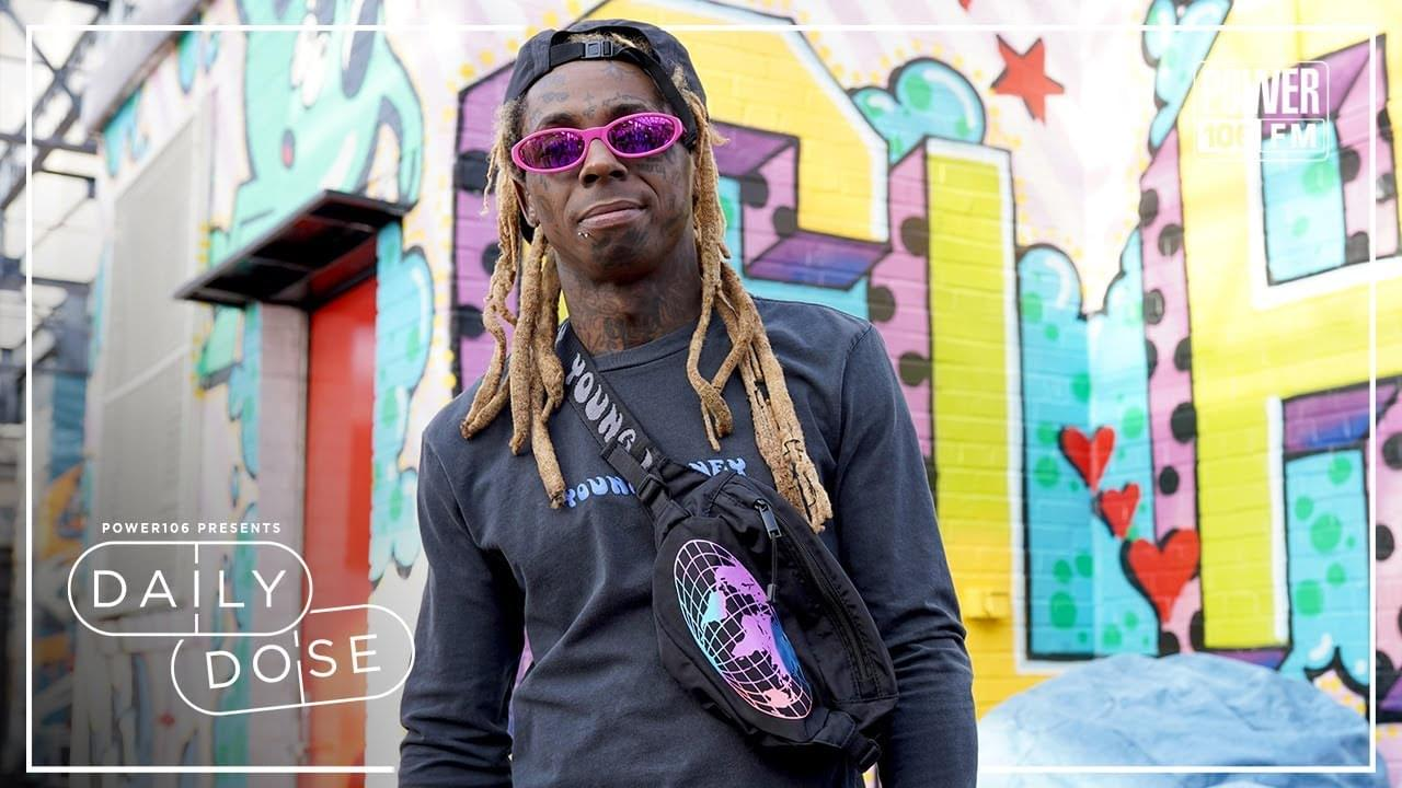 Lil Wayne Teases Collaborative Album With Drake [WATCH]