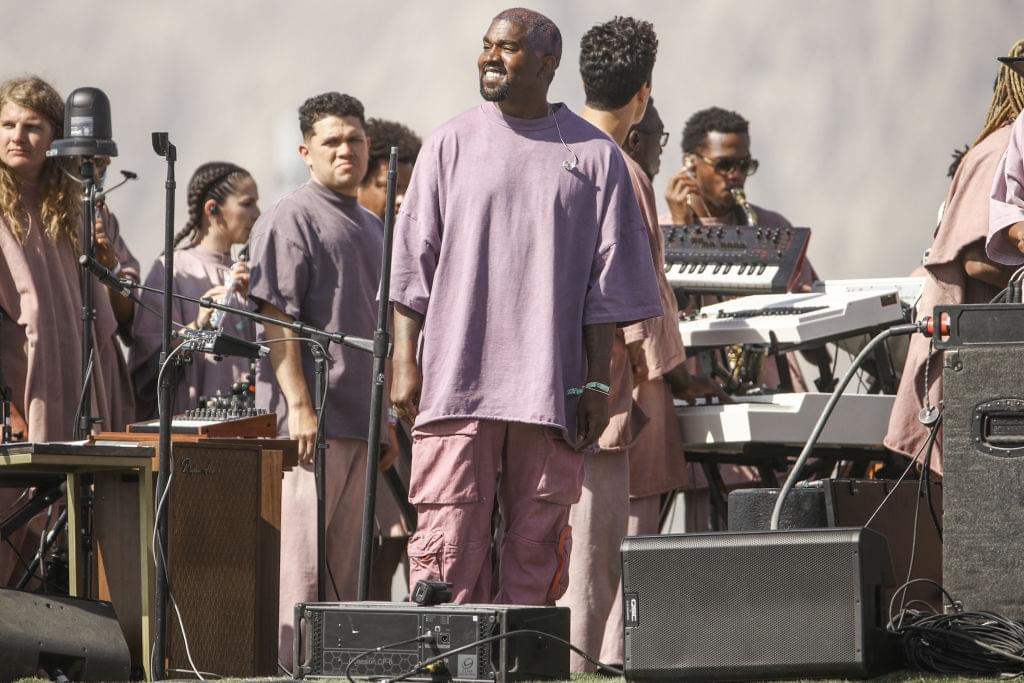 Kanye's 'Jesus Is King' Album May Not Drop As Scheduled