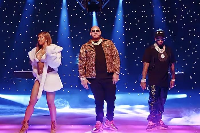 The Fat Joe, Cardi B & Anuel AA 'YES' Visual Is Here