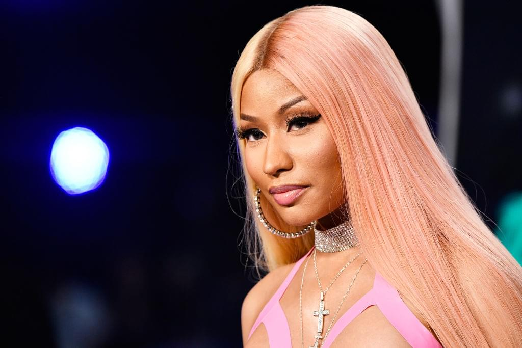 "Nicki Minaj Explains What She Really Meant By Her ""Retirement"" Tweet"