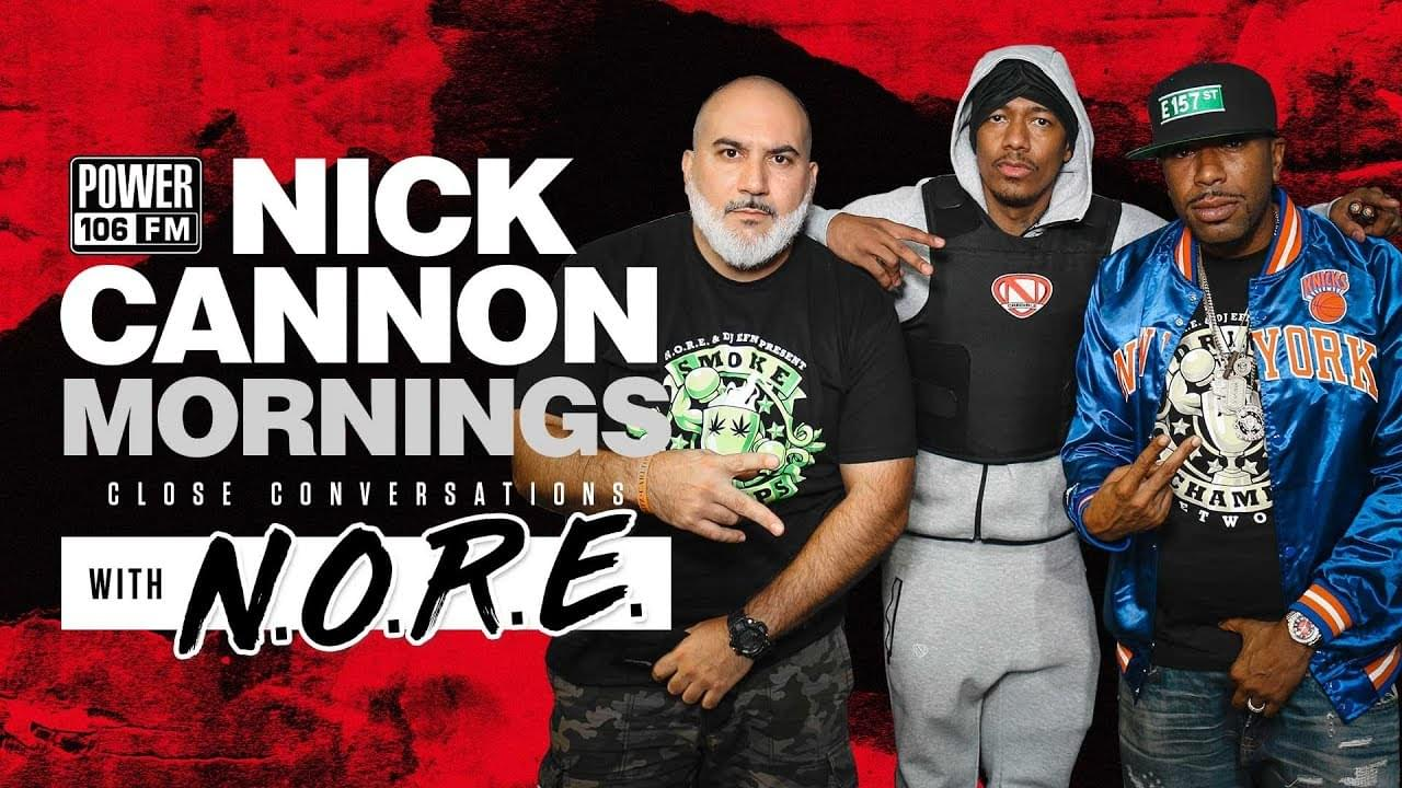 N.O.R.E. Says 'Jesus Is King' is Trash + Talks About Charlamagne Betting Against Nick Cannon