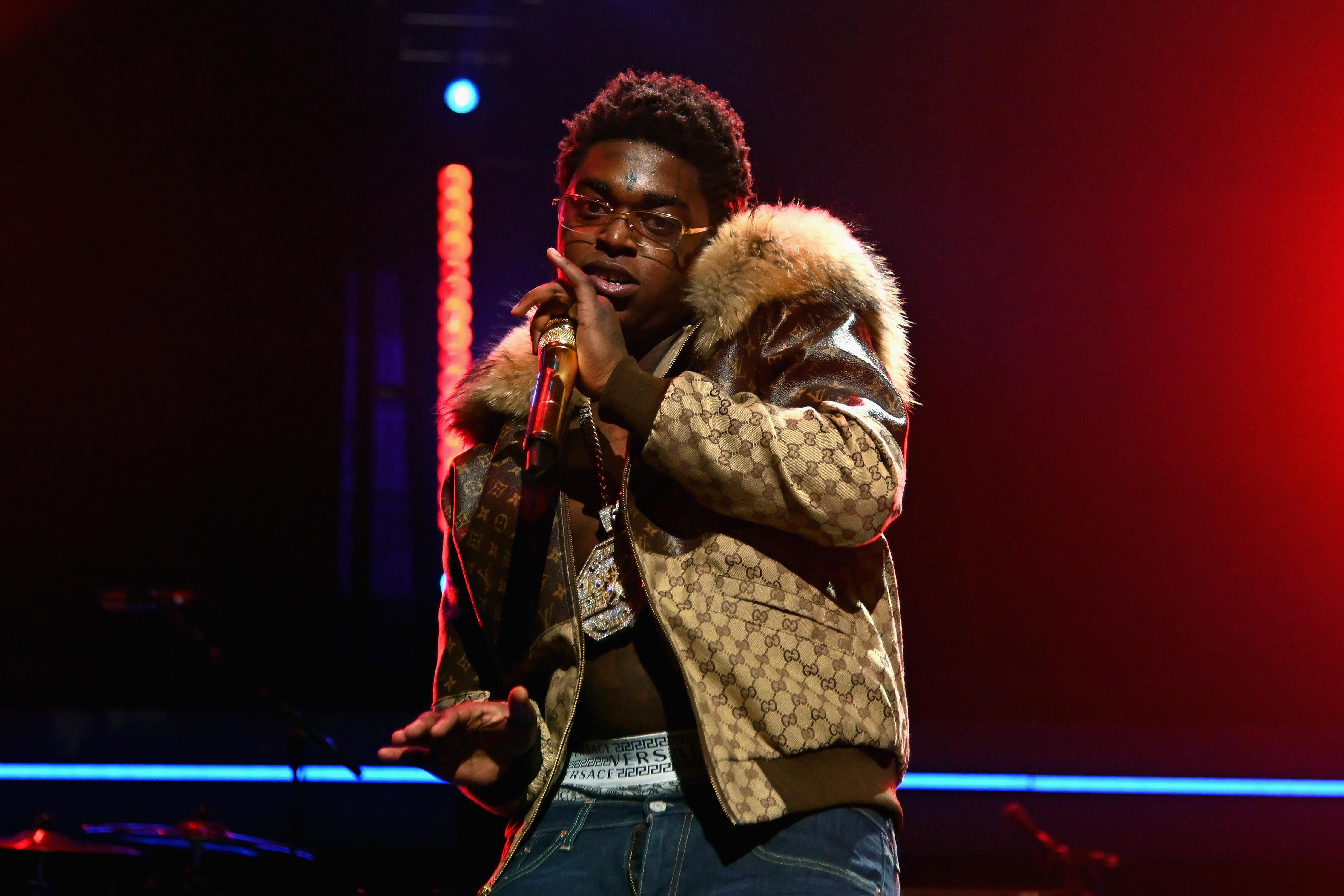 Kodak Black Reportedly In Prison Fight That Left Guard Hospitalized